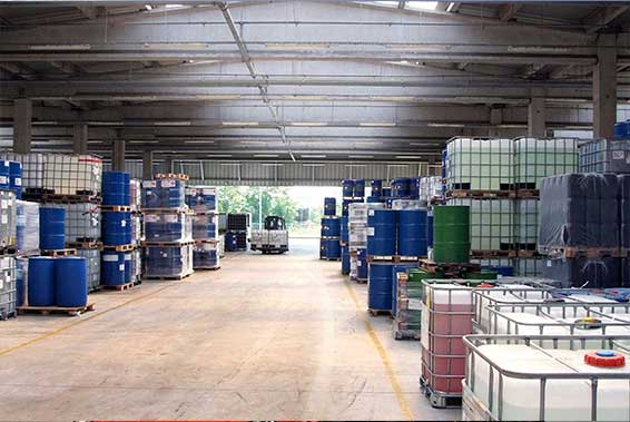 Warehousing and inland transportation